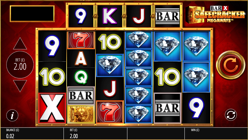 bar x safecracker screenshot