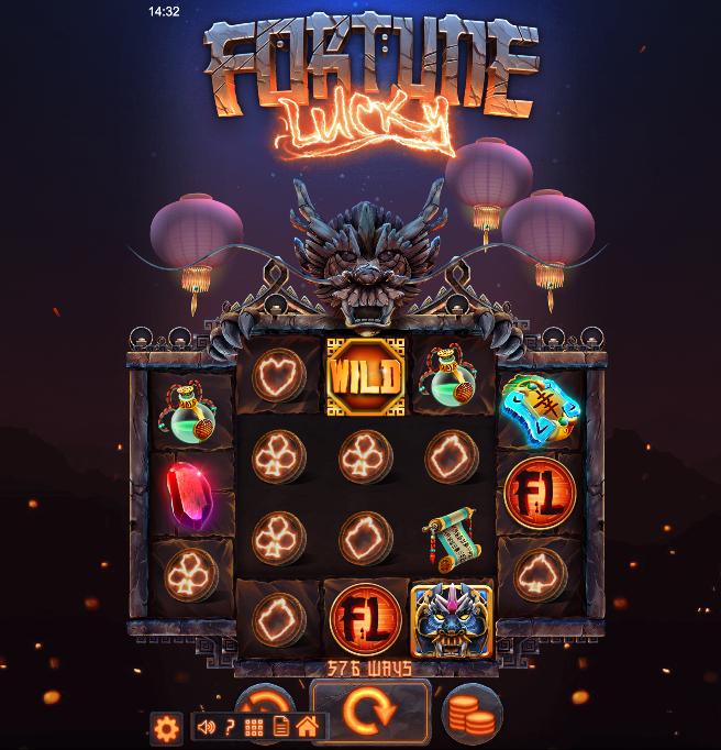fortune lucky screenshot