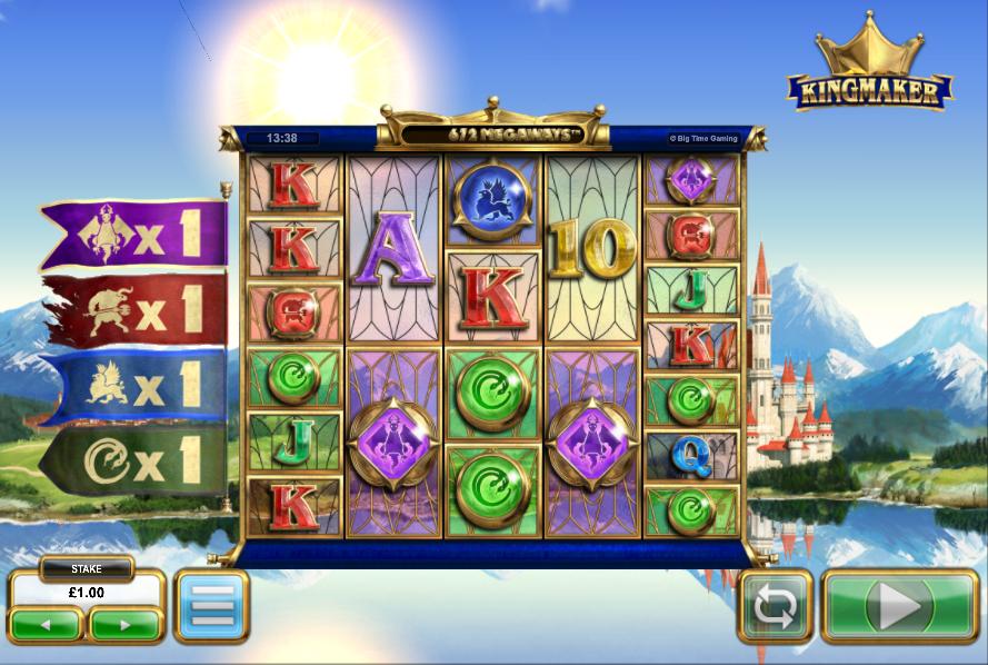 kingmaker screenshot