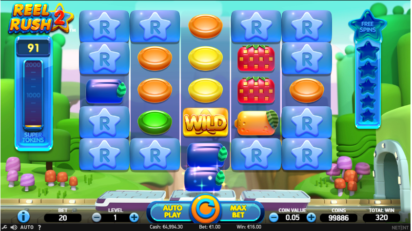 reel rush 2 screenshot