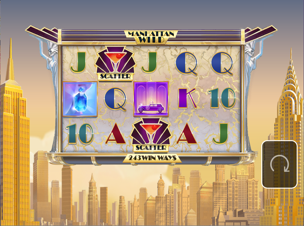 Spiele Manhattan Goes Wild - Video Slots Online