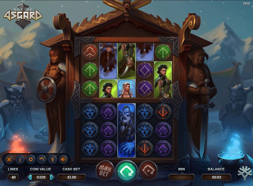 age of asgard screenshot