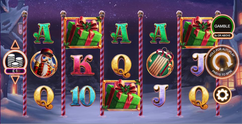 book of christmas screenshot