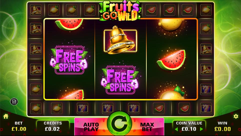 fruits go wild screenshot