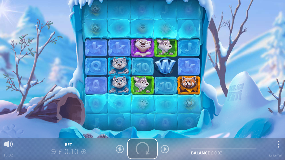 ice ice yeti screenshot