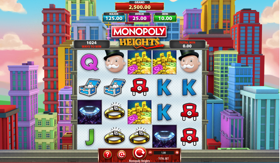 monopoly heights screenshot