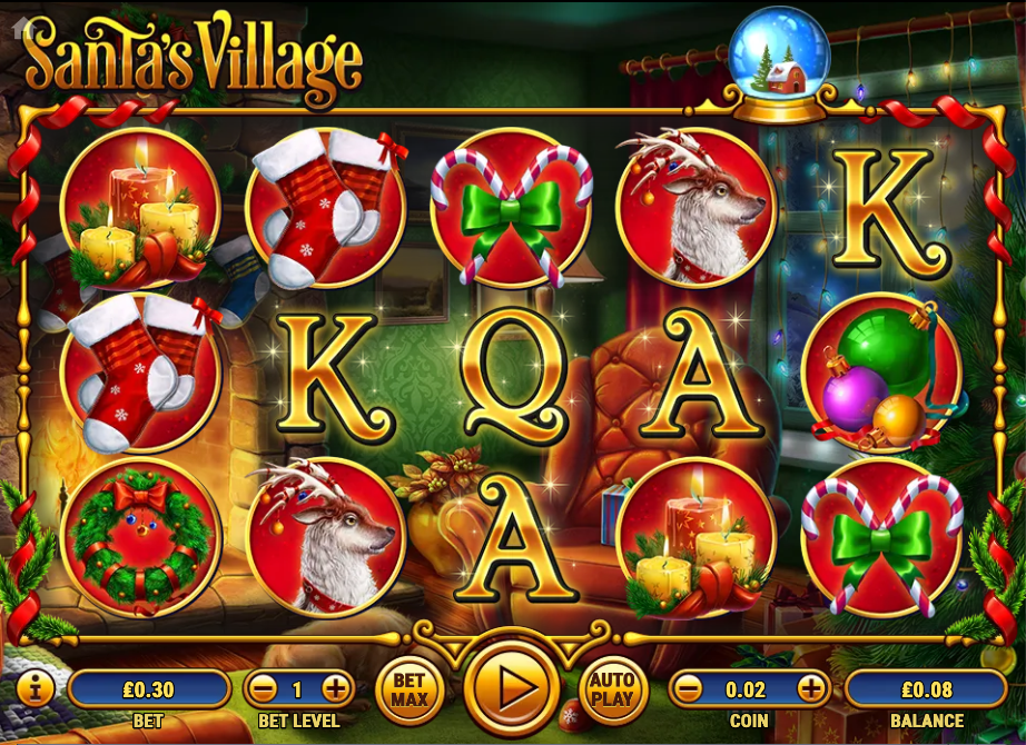 santas village screenshot