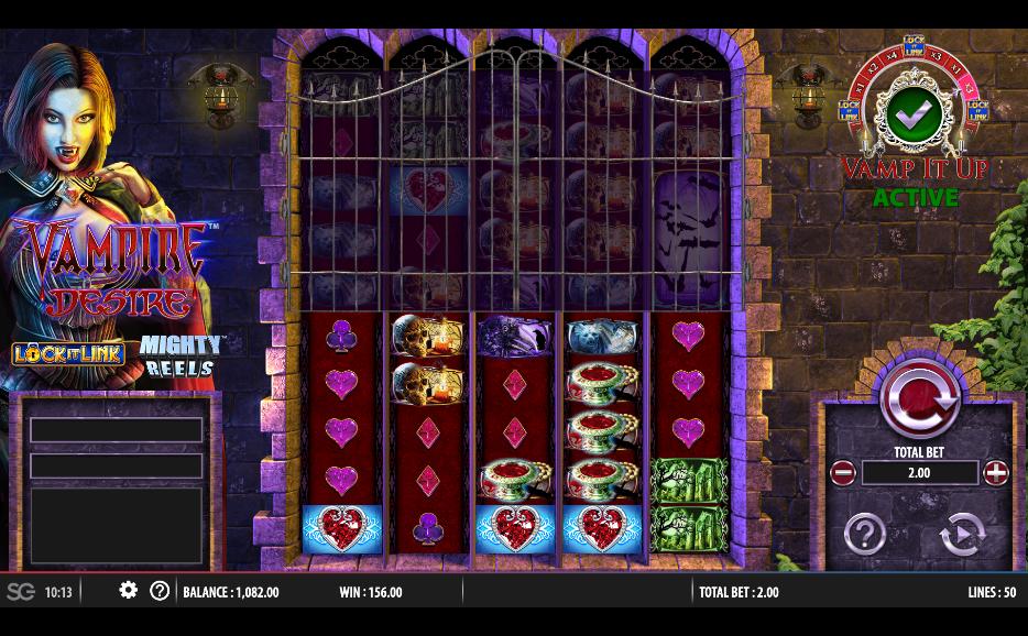 vampire desire screenshot