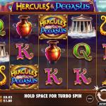 Hercules & Pegasus Slots Review