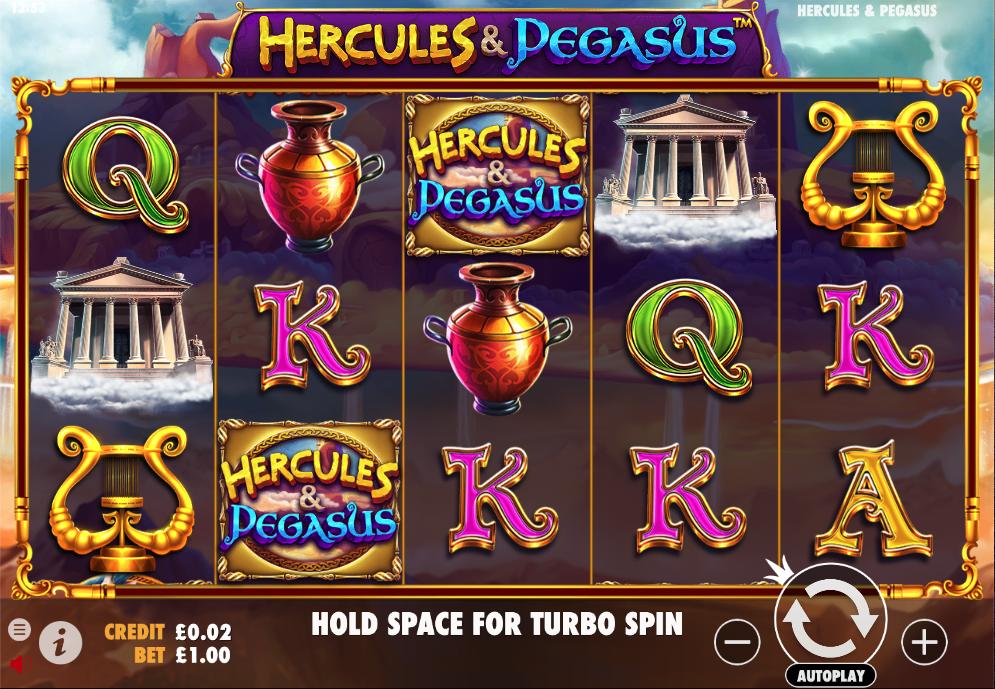 hercules pegasus screenshot
