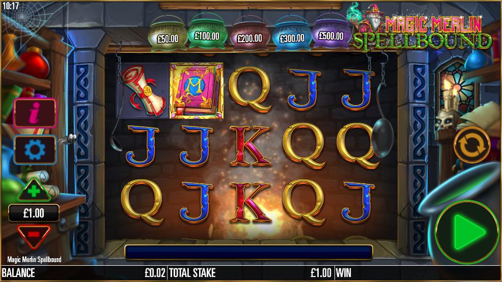 Spiele Spellbound - Video Slots Online