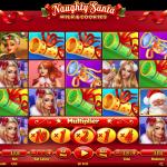 Naughty Santa Slots Review