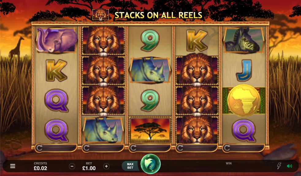 african quest screenshot