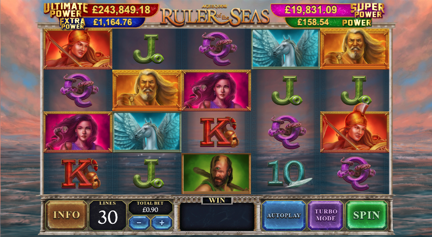 age of the gods ruler of the seas screenshot