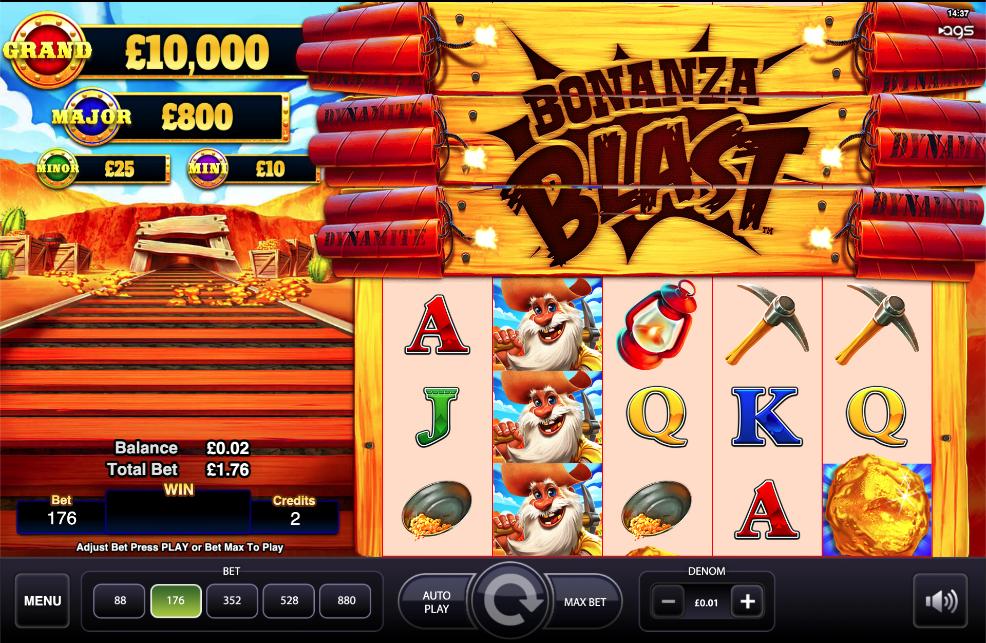 bonanza blast screenshot