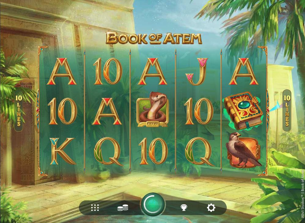 book of atem screenshot