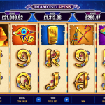 Cleopatra Diamond Spins Slots Review