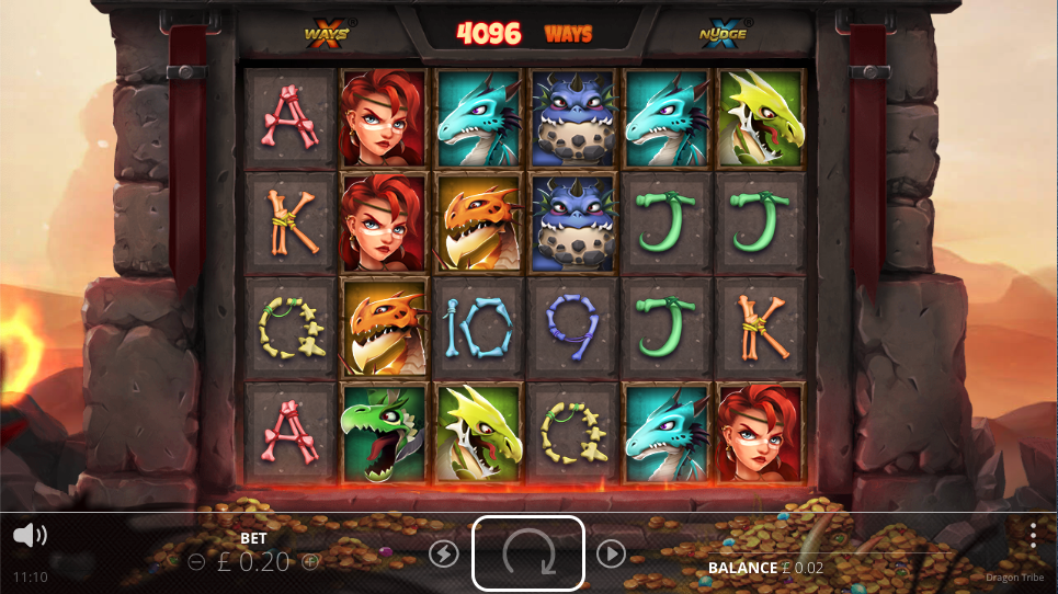 dragon tribe screenshot