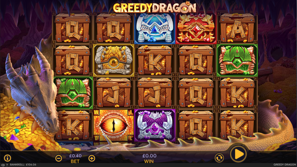 greedy dragon screenshot