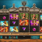 Kingdoms Rise: Sands Of Fury Slots Review