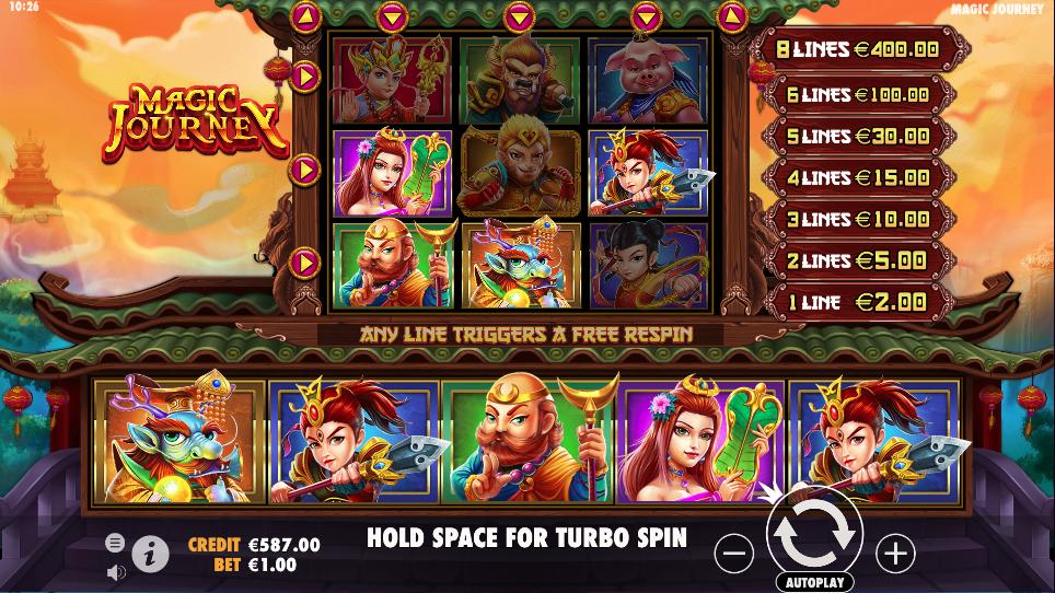 magic journey screenshot