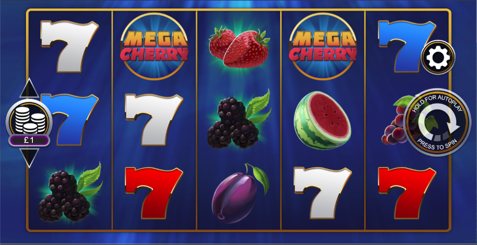 mega cherry screenshot