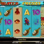 Pirates Frenzy Slots Review
