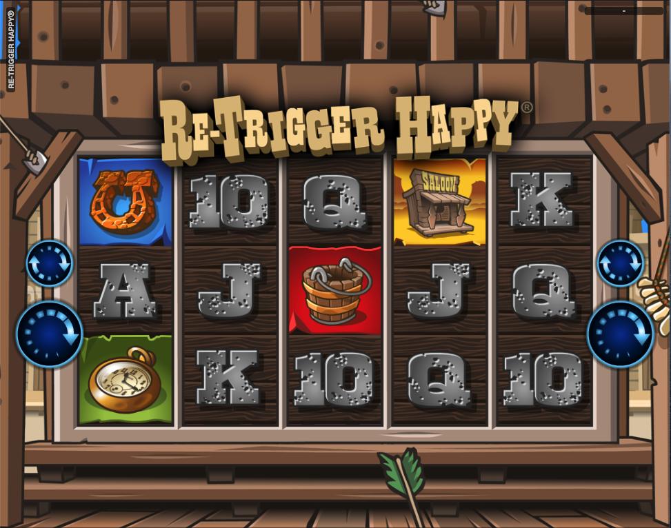 retrigger happy screenshot