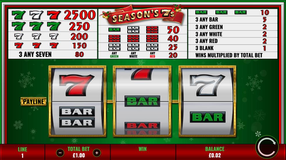 season's 7s screenshot