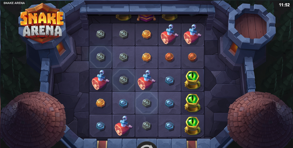snake arena screenshot