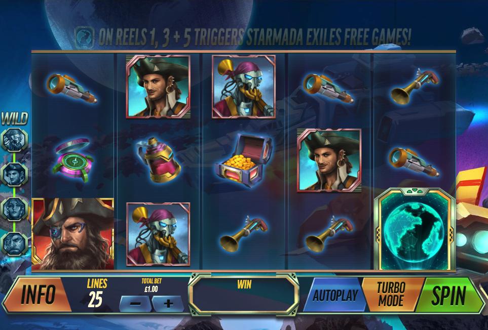 starmada exiles screenshot