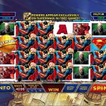 Superman Comic Slots Review