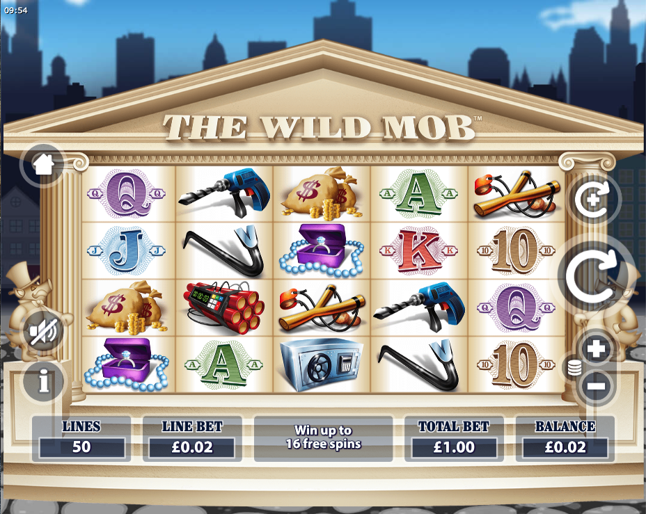 the wild mob screenshot