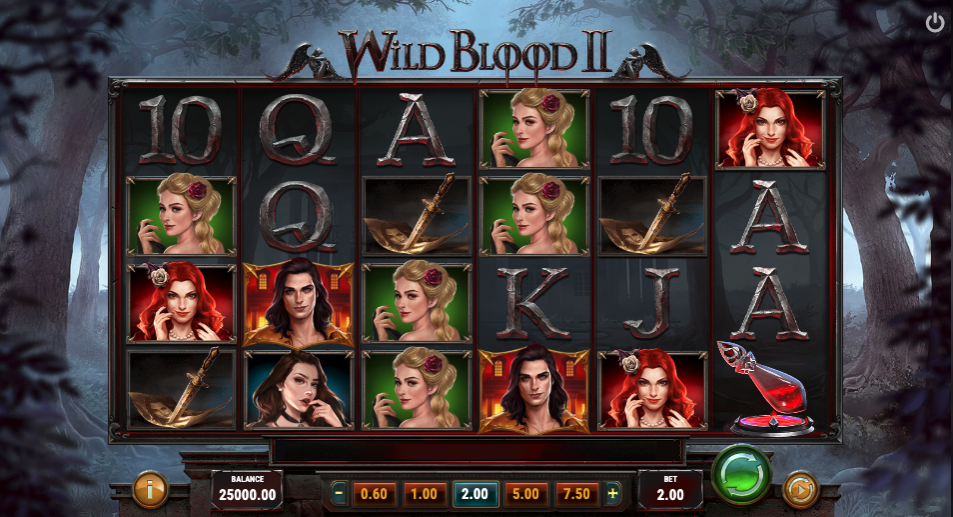 wild blood 2 screenshot