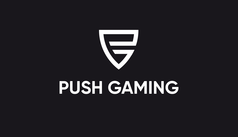 push gaming logo