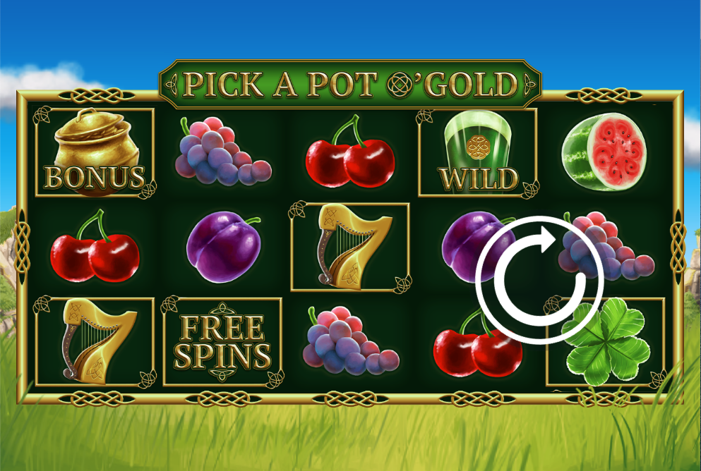 pick a pot o gold screenshot
