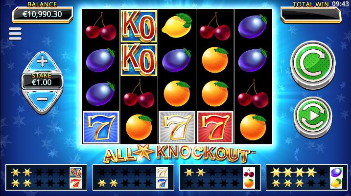 all star knockout screenshot
