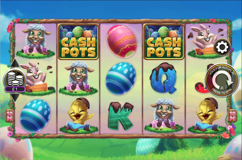 chocolate cash pot screenshot