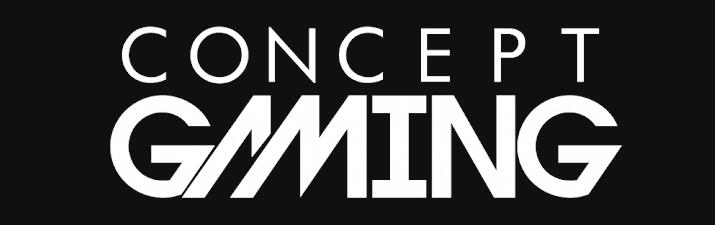 concept gaming logo
