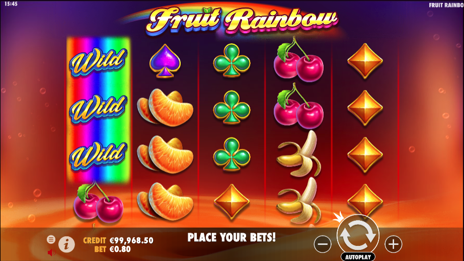 fruit rainbow screenshot