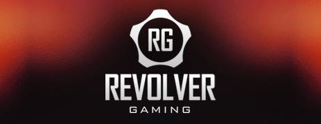 revolver gaming logo
