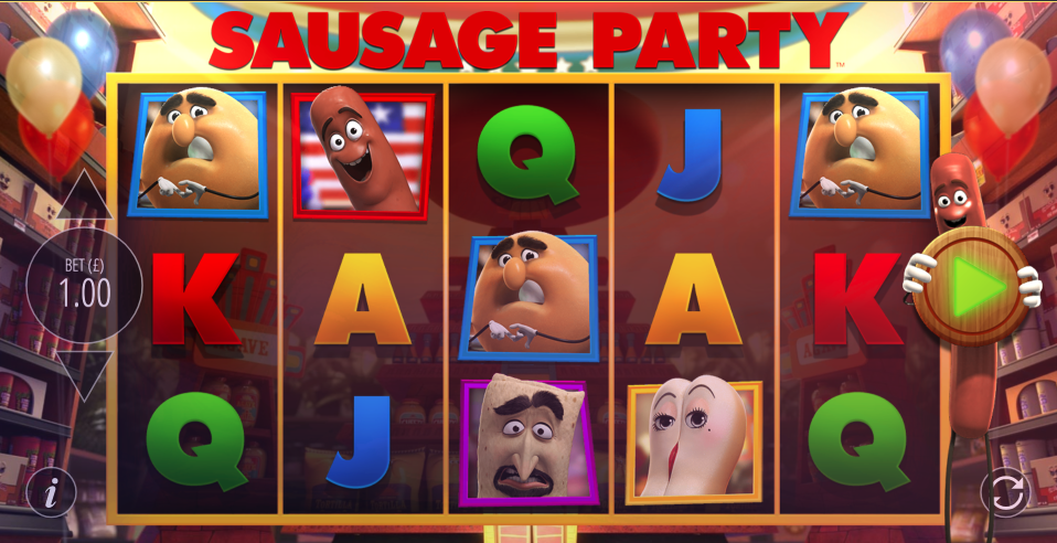 sausage party screenshot