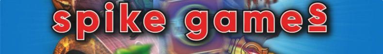 spike games logo