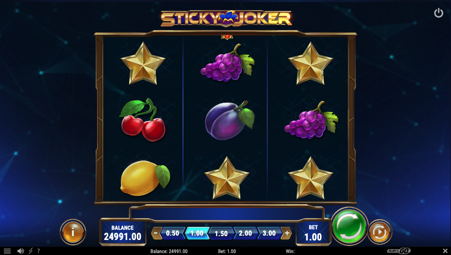 sticky joker screenshot