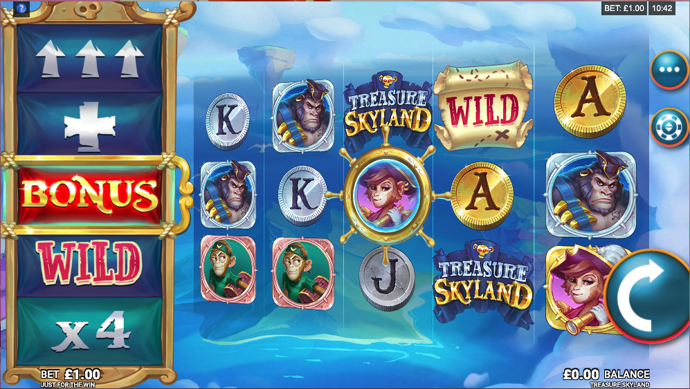 treasure skyland screenshot