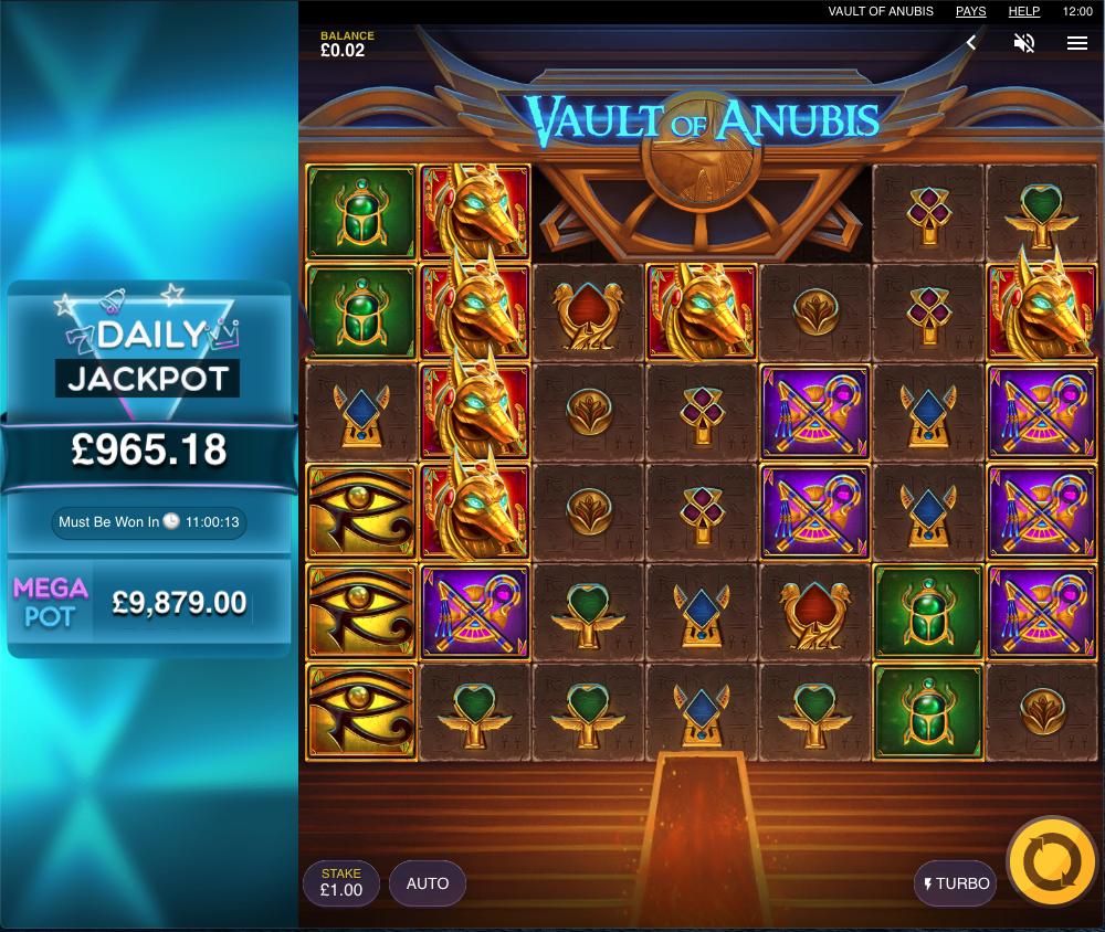 vault of anubis screenshot