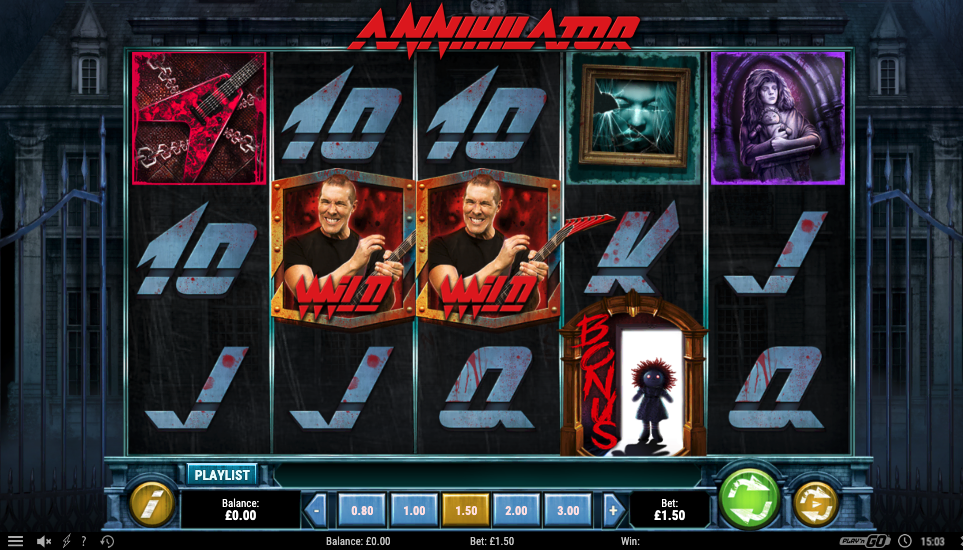 annihilator screenshot