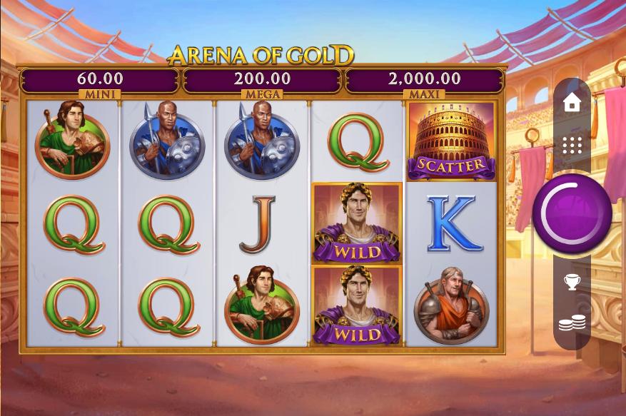 arena of gold screenshot