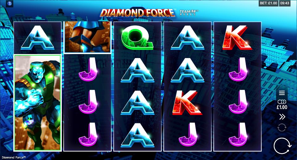 diamond force screenshot