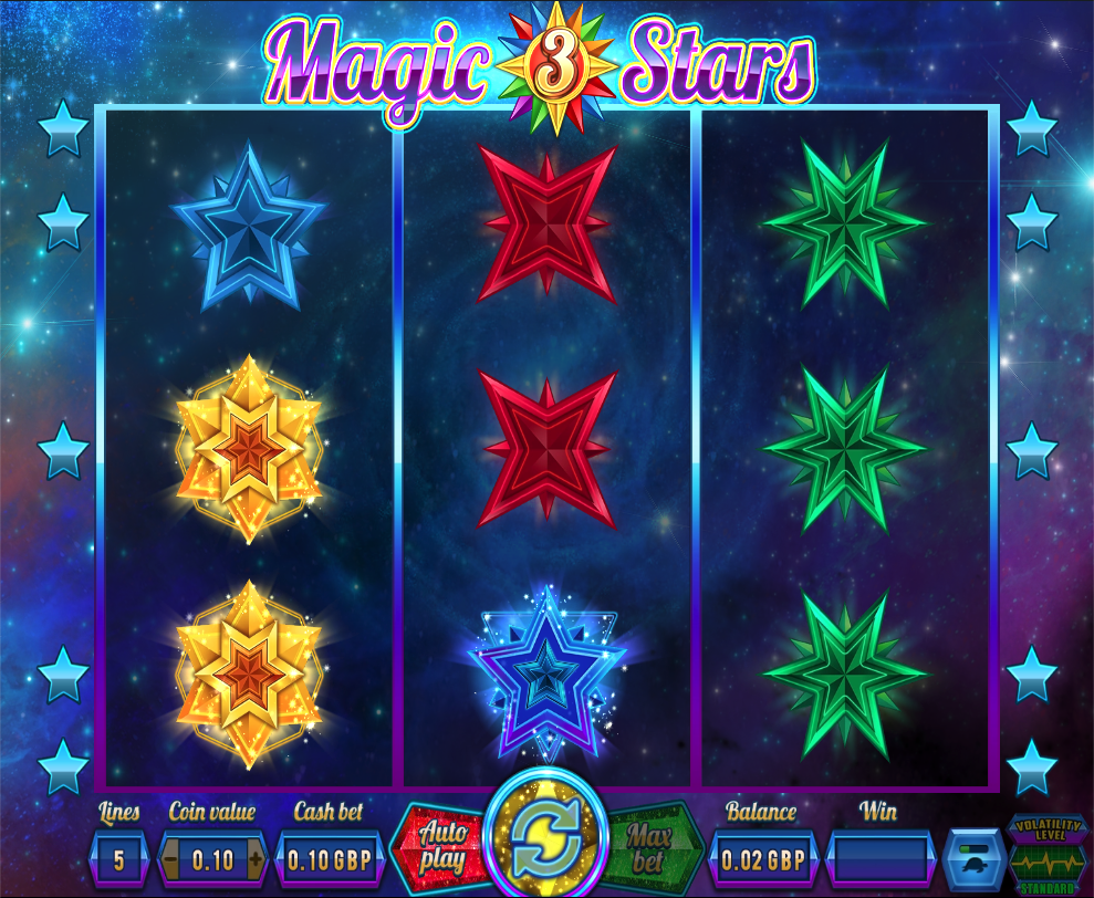 magic stars 3 screenshot